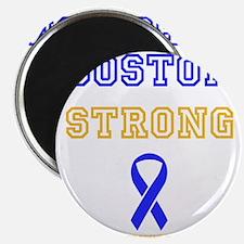 Boston Strong Ribbon Design Magnet