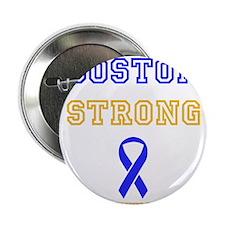 "Boston Strong Ribbon Design 2.25"" Button"