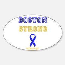 Boston Strong Ribbon Design Decal
