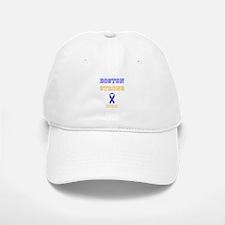 Boston Strong Ribbon Design Baseball Baseball Baseball Cap