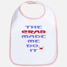 Blame the Crab Bib