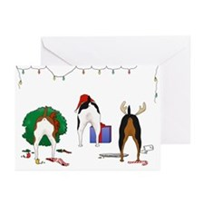 Rat Terrier Christmas Cards (Pk of 10)