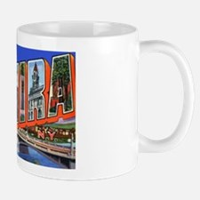 Elmira New York Greetings Mug