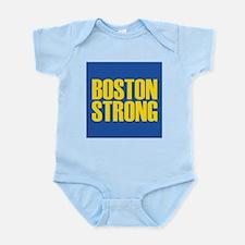 Boston Strong mug Infant Bodysuit