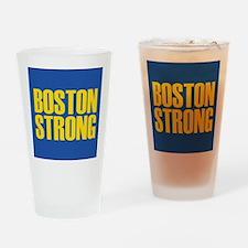 Boston Strong mug Drinking Glass