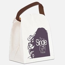 TSG Logo 2 Canvas Lunch Bag