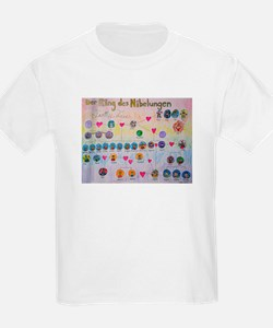 Der Ring des Nibelungen Family Tree T-Shirt