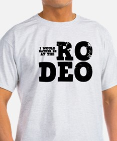 'At The Rodeo' T-Shirt