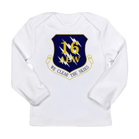 16th AEW Long Sleeve Infant T-Shirt