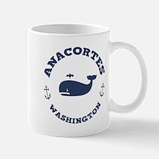 Anacortes Whaling Mug