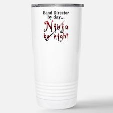 Band Director Ninja Travel Mug