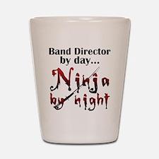 Band Director Ninja Shot Glass