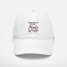 Band Director Ninja Baseball Baseball Cap