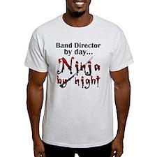 Band Director Ninja T-Shirt