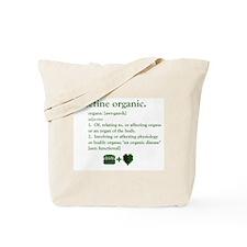 Redefine Organic - Tote Bag