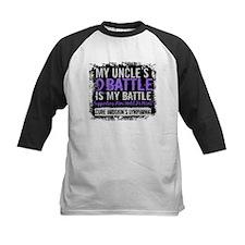 My Battle Too 2 H Lymphoma Tee