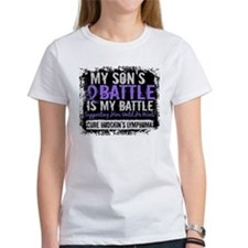My Battle Too 2 H Lymphoma Tee