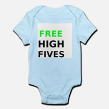 Free High Fives Body Suit
