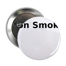 """Non Smoker 2.25"""" Button"""