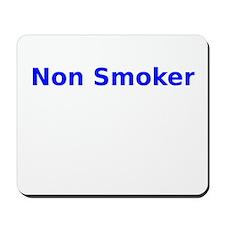 Non Smoker Mousepad