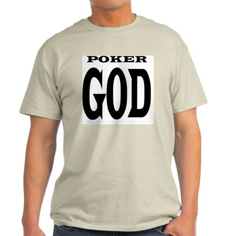 Poker God T-Shirt