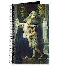 The Virgin, Baby Jesus and St John Journal
