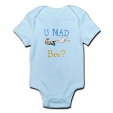 U MAD BRO? Body Suit