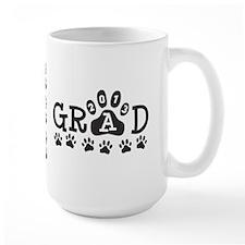 Grad 2013 Paws Mug