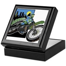 Biker Zooom Keepsake Box