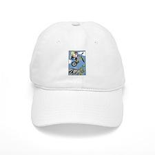 Biker Bonk Baseball Cap