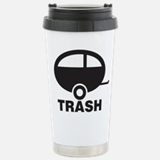 Trailer Trash Travel Mug