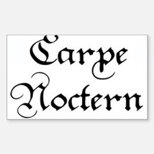 Carpe Noctern .png Decal