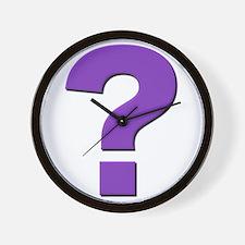 Question mark, purple, t shirts, mugs,gifts Wall C
