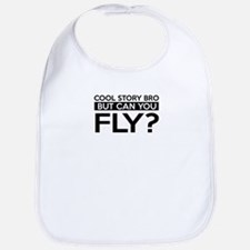 Fly job gifts Bib