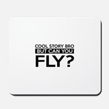 Fly job gifts Mousepad