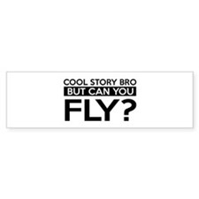 Fly job gifts Stickers