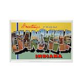 Evansville indiana Magnets