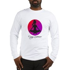 yoga instructor 3 Long Sleeve T-Shirt