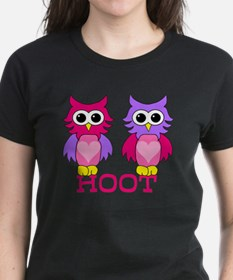 two owls hoot T-Shirt