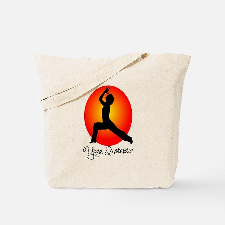 Yoga Instructor 1 Tote Bag