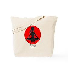 yoga 11 Tote Bag