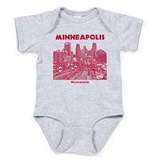 Minneapolis Baby Bodysuit