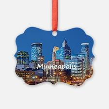 Minneapolis Ornament