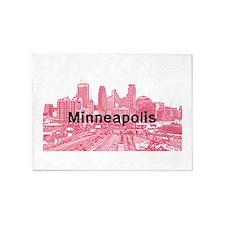 Minneapolis 5'x7'Area Rug