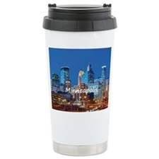 Minneapolis Travel Mug