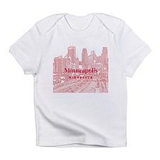 Minneapolis Infant T-Shirt