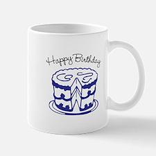 Happy Birthday Small Small Mug