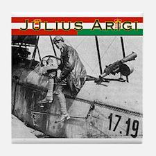 Julius Arigi Tile Coaster