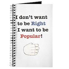Popular right! Journal