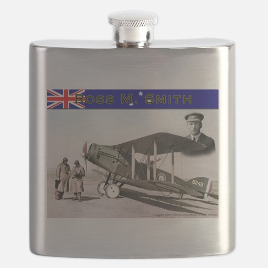 Sir Ross Macpherson Smith Flask